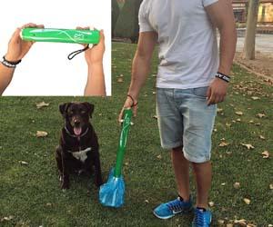 recoge cacas mascota