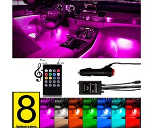 KIT LED USB coche