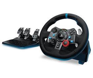 volante simulación carreras
