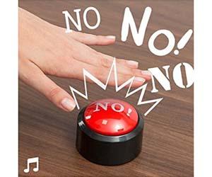 botón no