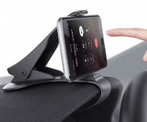 soporte móvil para salpicadero coche