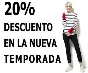 20% moda nueva temporada