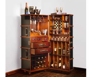 Mueble bar de lujo