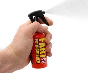 extintor de pedos