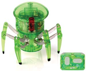 Robot Araña Teledirigido