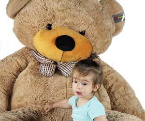 oso peluche 2 metros