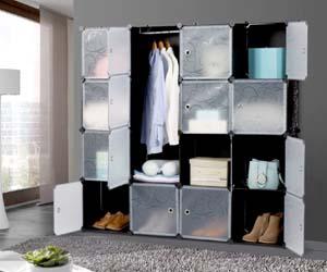 armario por módulos