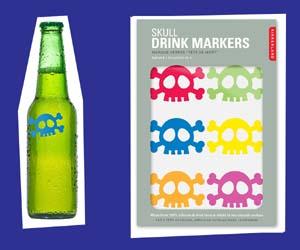 Marcadores para Bebidas