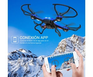 Drone Wifi con Cámara HD