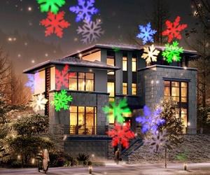 Proyector Navidad LED