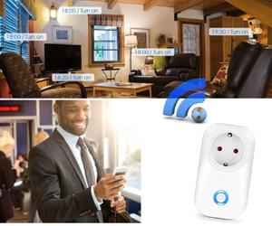 Enchufe WiFi Inteligente