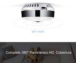 Cámara de Vigilancia 360º