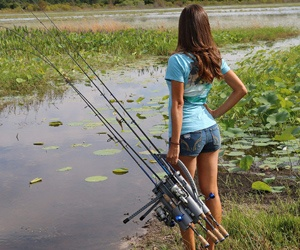 Soporte Cañas de Pescar