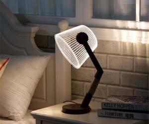 Lámpara De Iluminación 3D