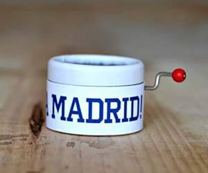 Caja de Música ¡HALA MADRID!