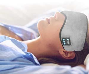 Máscara con Altavoces Bluetooth