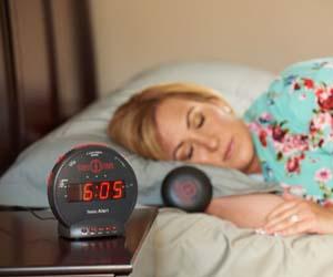 Despertador Sonic Alert Bomb