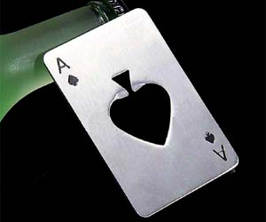 abre botellas poker