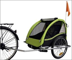 remolque bicicleta