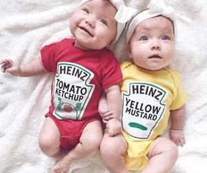 gemelos Ketchup and Mustard
