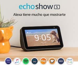 Echo Show 5 con Alexa