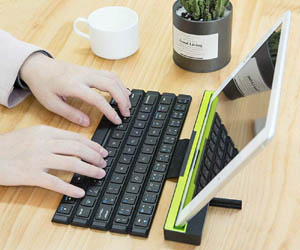 teclado plegable bluetooth