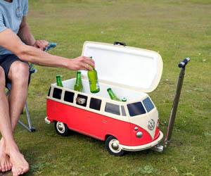 Nevera de Caravana Volkswagen